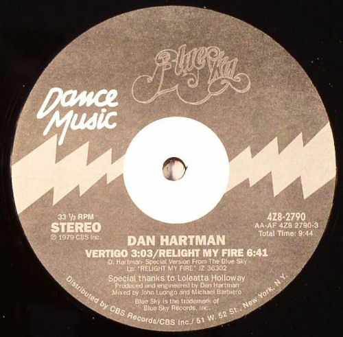 dan hartman vertigo relight my fire