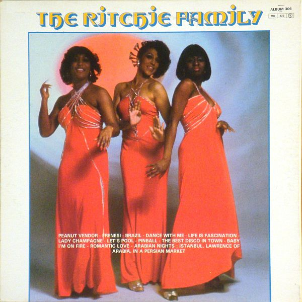 ritchie family lp